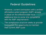 federal guidelines2