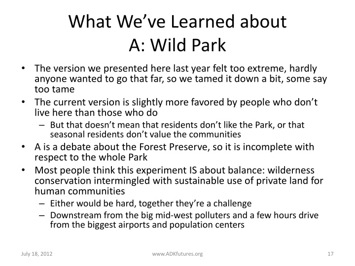 What We've Learned about