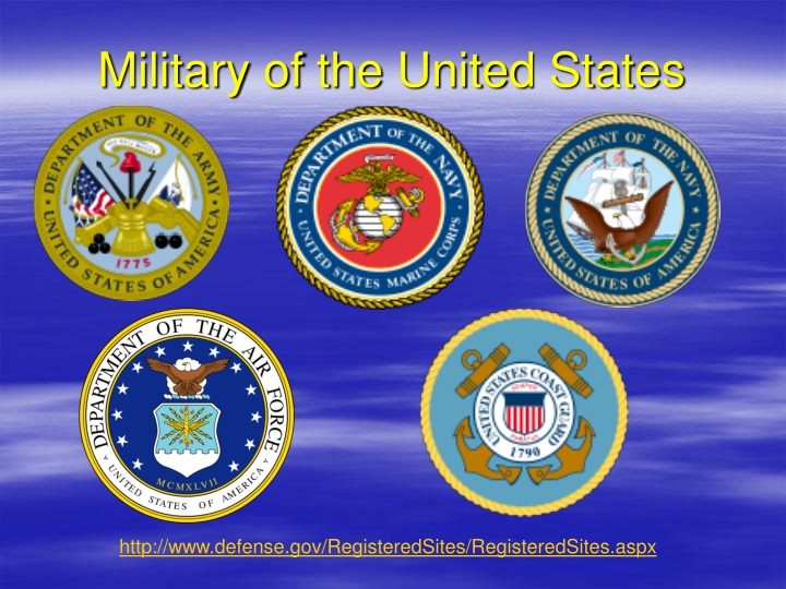 Military of the United States
