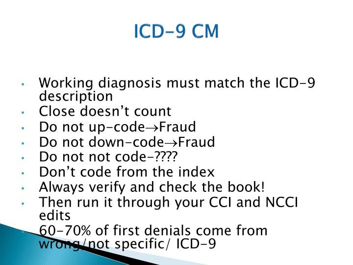 ICD-9 CM