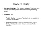 owners equity