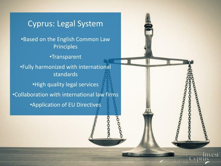 Cyprus: Legal System