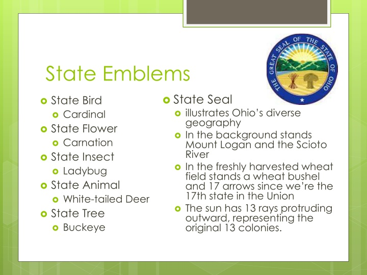 State Emblems