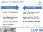 industry trends drivers