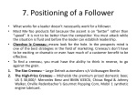 7 positioning of a follower