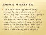careers in the music studio1