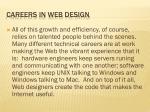 careers in web design1