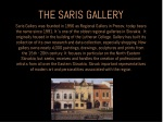 the saris gallery