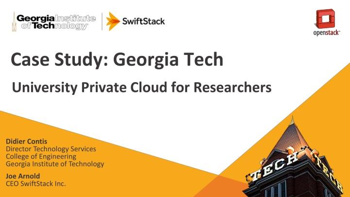 Georgia Tech Application Essay