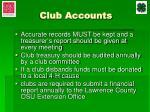 club accounts1