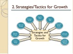 2 strategies tactics for growth