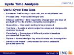 cycle time analysis13