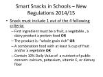 smart snacks in schools new regulations 2014 151