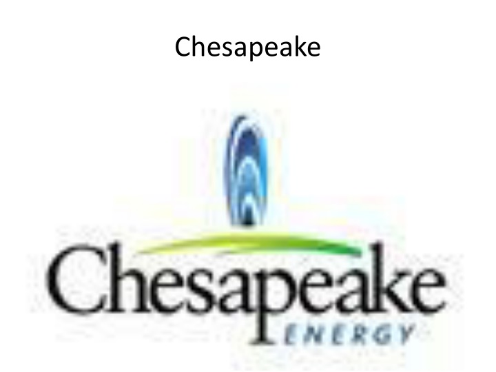 Chesapeake