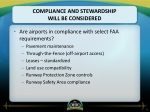 compliance and stewardship will be considered