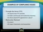 examples of compliance issues
