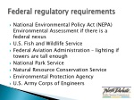 federal regulatory requirements