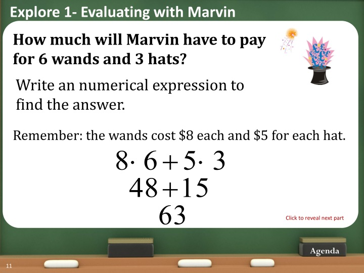 Explore 1- Evaluating with Marvin