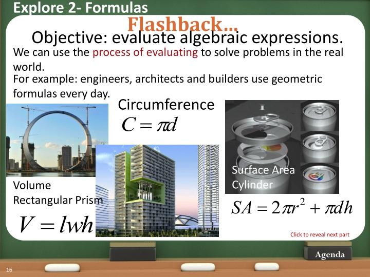 Explore 2- Formulas