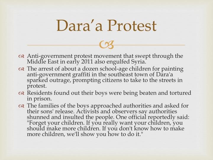 Dara'a