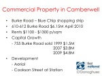 commercial property in camberwell