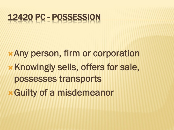 Any person, firm or corporation