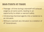 main points of fisher