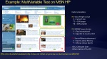example multivariable test on msn hp