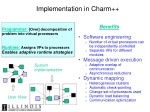 implementation in charm