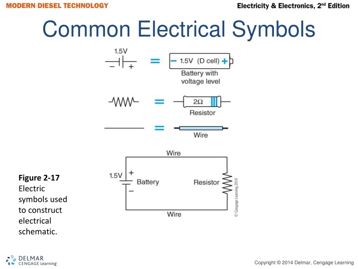 Common Electrical Symbols