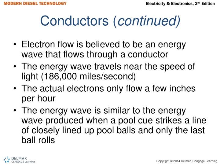 Conductors (
