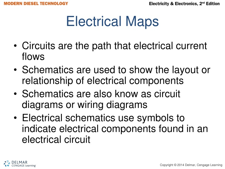 Electrical Maps