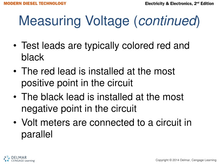 Measuring Voltage (
