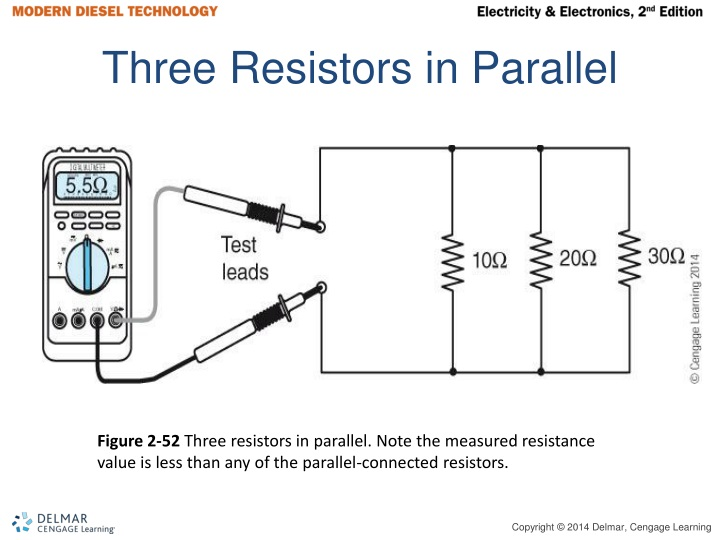 Three Resistors in Parallel