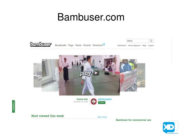Bambuser.com