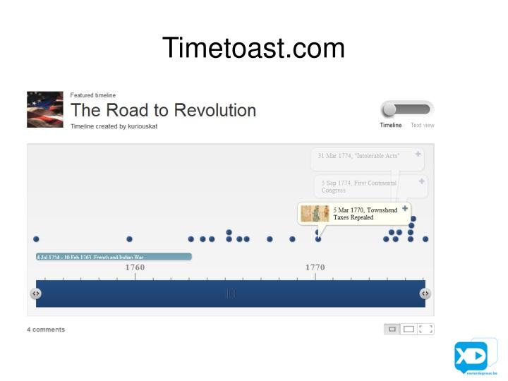 Timetoast.com