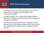 fida demonstration1