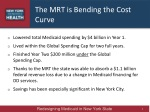 the mrt is bending the cost curve
