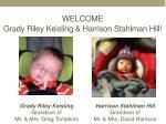 welcome grady riley keisling harrison stahlman hill