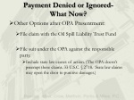 payment denied or ignored what now