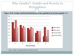 why gender gender and poverty in pernambuco