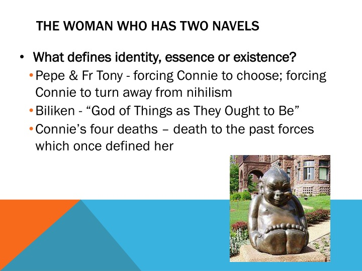 The Woman Who has Two Navels