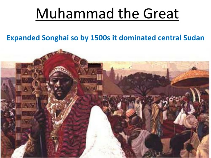 Muhammad the Great