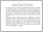 case study rwanda1