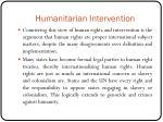 humanitarian intervention3