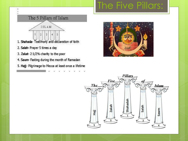The Five Pillars: