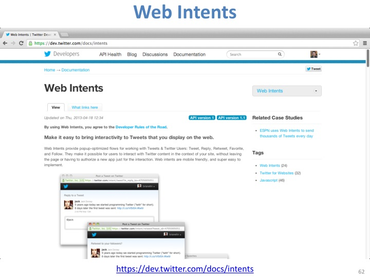 Web Intents