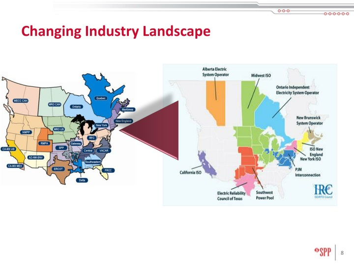 Changing Industry Landscape