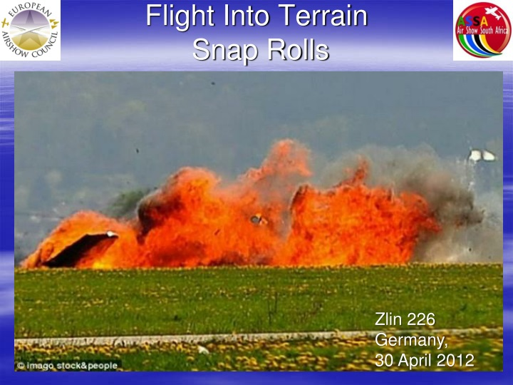 Flight Into Terrain