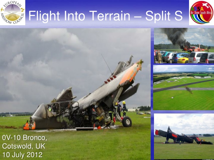 Flight Into Terrain – Split S